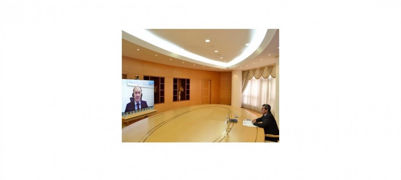 Туркменистан намерен способствовать раскрытию возможностей Международного транспортного коридора «Европа-Кавказ-Азия»