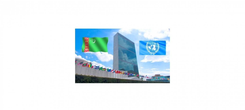 Türkmenistanyň Prezidentiniň BSG-nyň Baş Direktorynyň adyna iberen haty BMG Baş Assambleýasynyň 74-nji mejlisiniň resminamasy hökmünde beýan edildi