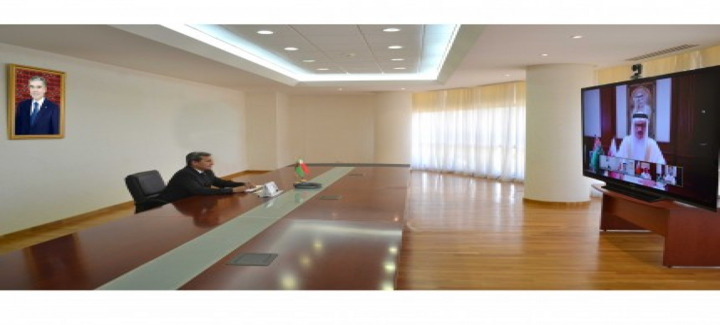 Consultations between the heads of the external policy agencies of Turkmenistan and Bahrain