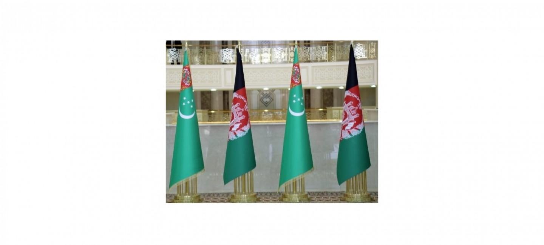 Türkmenistanyň we Owganystanyň Prezidentleriniň arasynda telefon arkaly söhbetdeşlik geçirildi