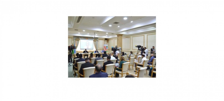 В Туркменистане приступило к работе Представительство Управления ООН по обслуживанию проектов (UNOPS)