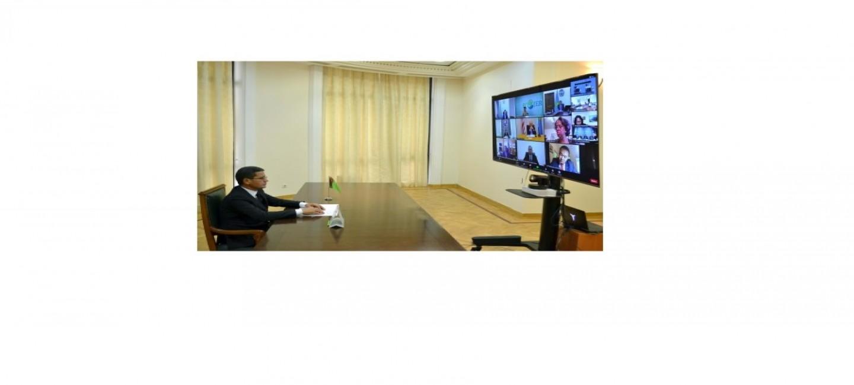 Вопросы изменения климата были обсуждены на министерской встрече в формате «C5+1»