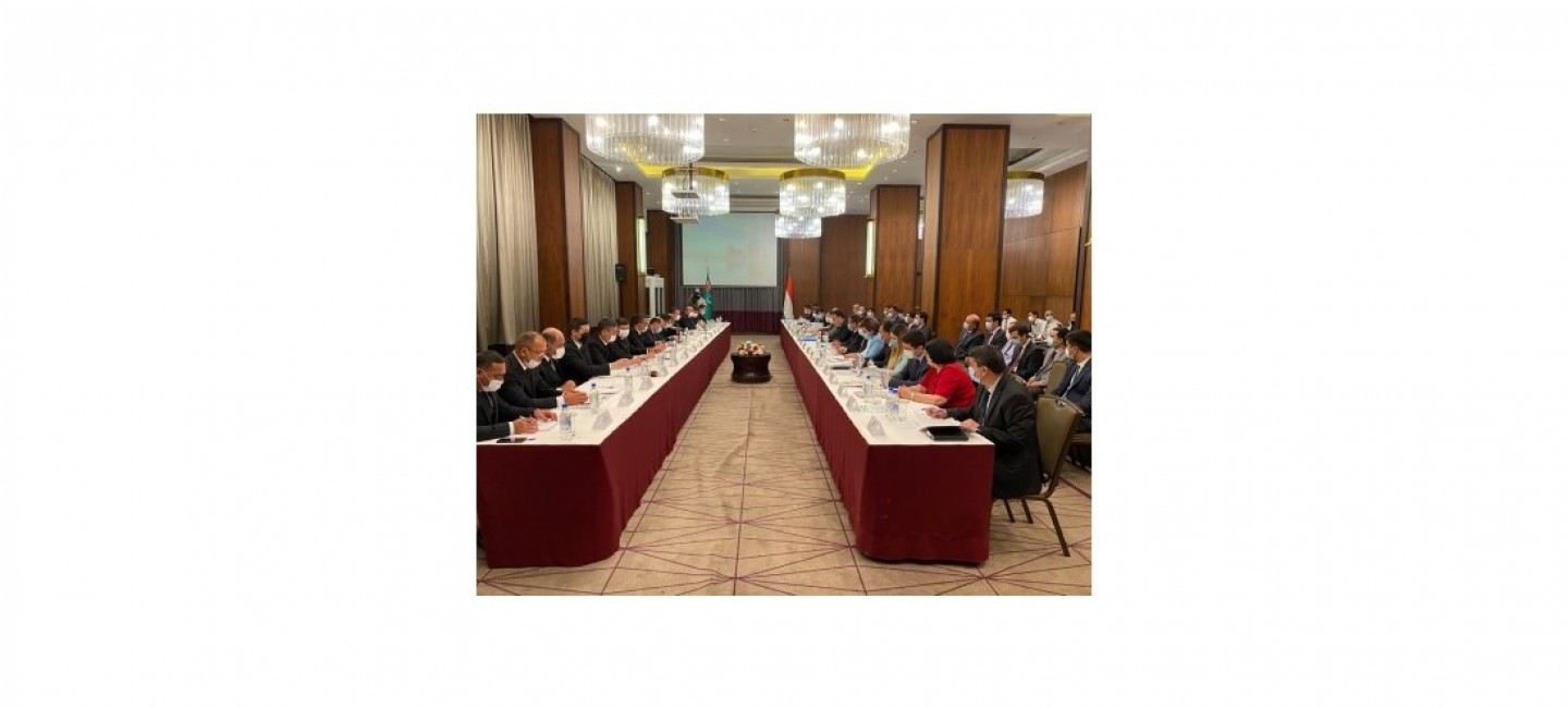 Key aspects of cooperation discussed at the meeting of the Joint Turkmen-Tajik Intergovernmental Commission in Dushanbe