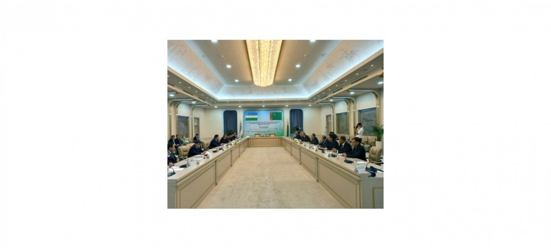 В Ташкенте состоялось очередное заседание Совместной Туркмено-Узбекской Межправительственной комиссии