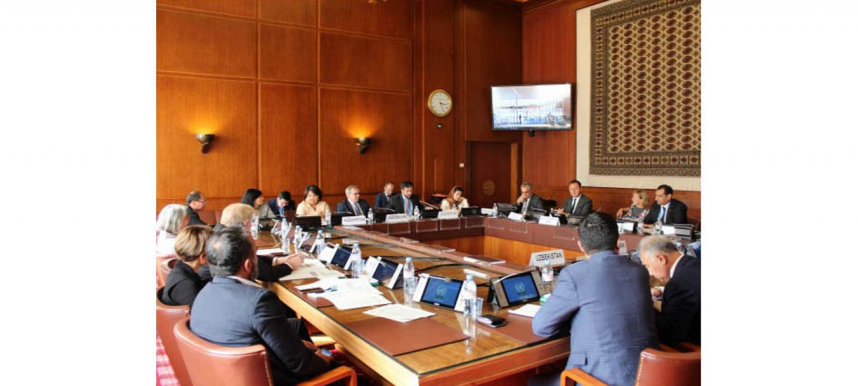 SPECA Ambassadors met in Geneva to discuss the upcoming Days of SPECA in Turkmenistan