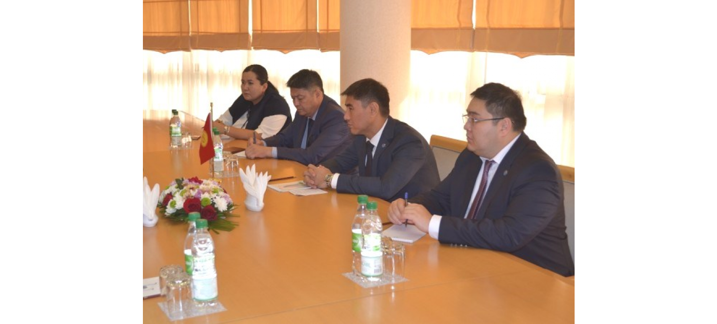 Turkmen-Kyrgyz bilateral relations discussed at the Ministry of Foreign Affairs of Turkmenistan