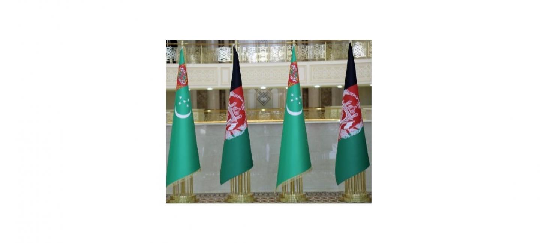 Телефонный разговор Президента Туркменистана с Президентом Афганистана