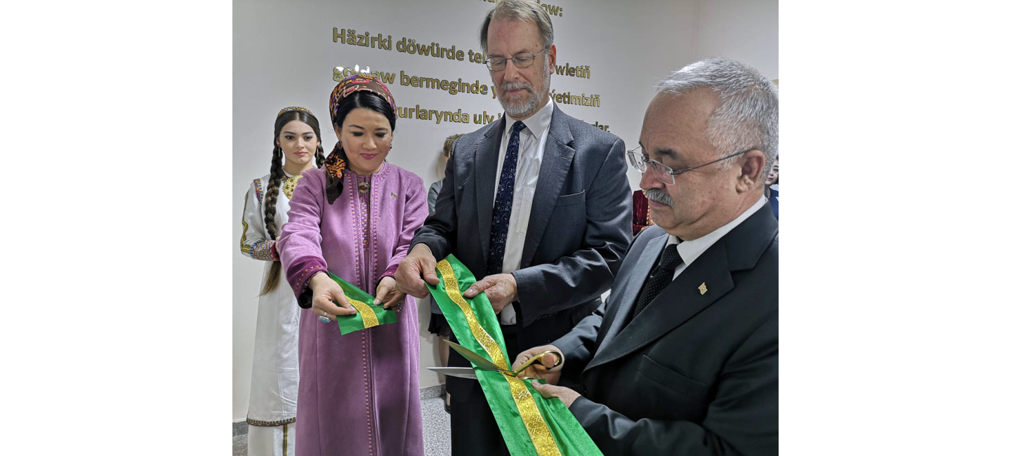 First private microbiological laboratory in the country is opened in business centre of the UIET