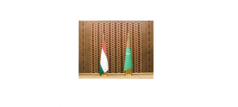 Начался рабочий визит Президента Туркменистана в Республику Таджикистан