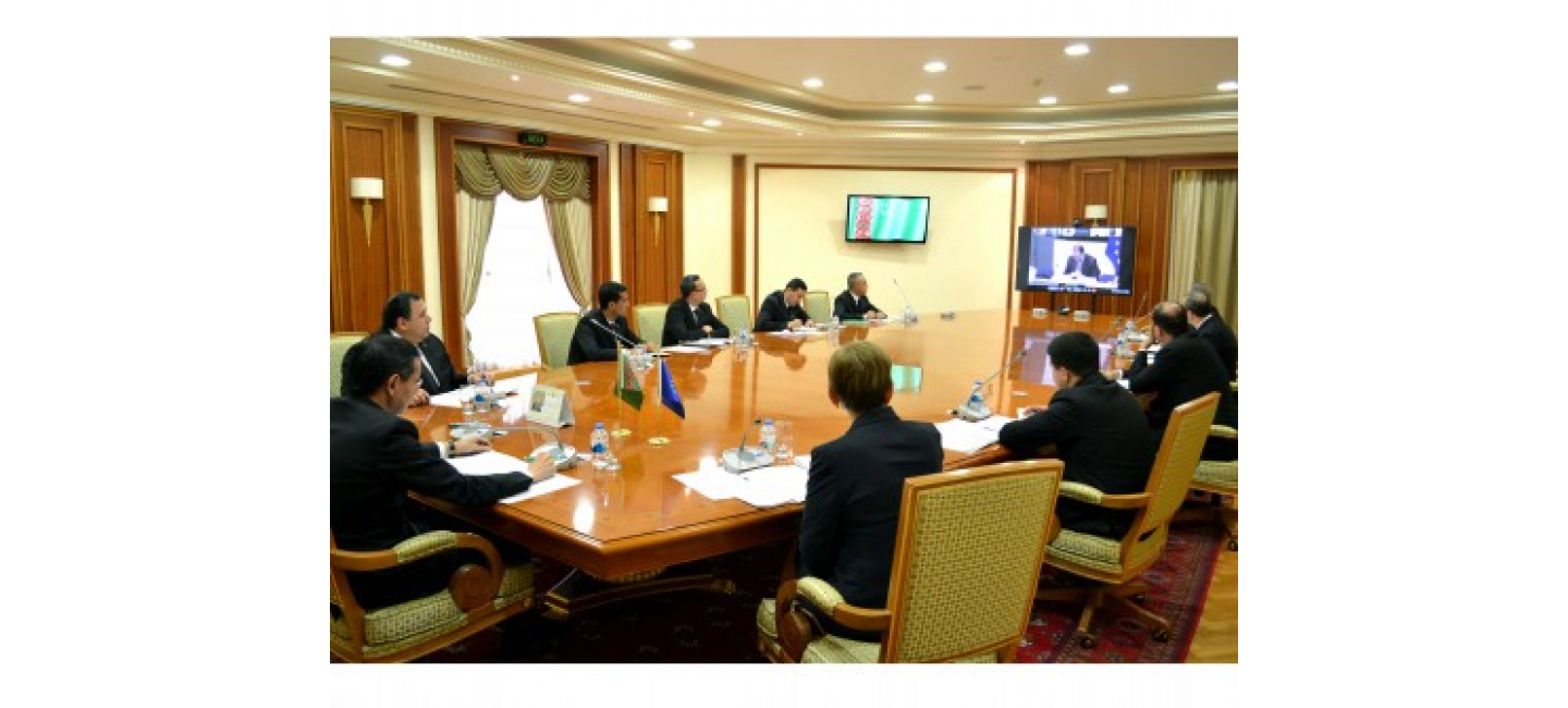 """The 20th Joint Committee meeting """"Turkmenistan – European Union"""" was held"""