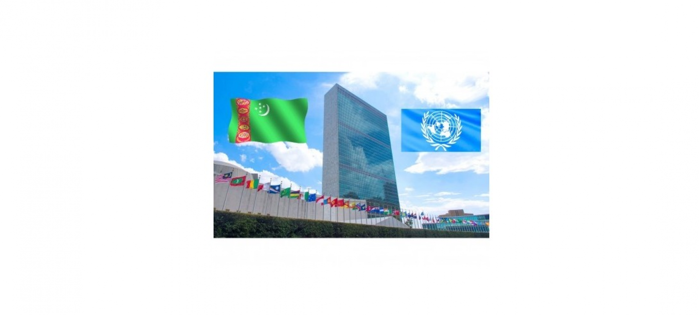 Resolution initiated by Turkmenistan was adopted unanimously during the plenary session of the 75th session of the UN General Assembly