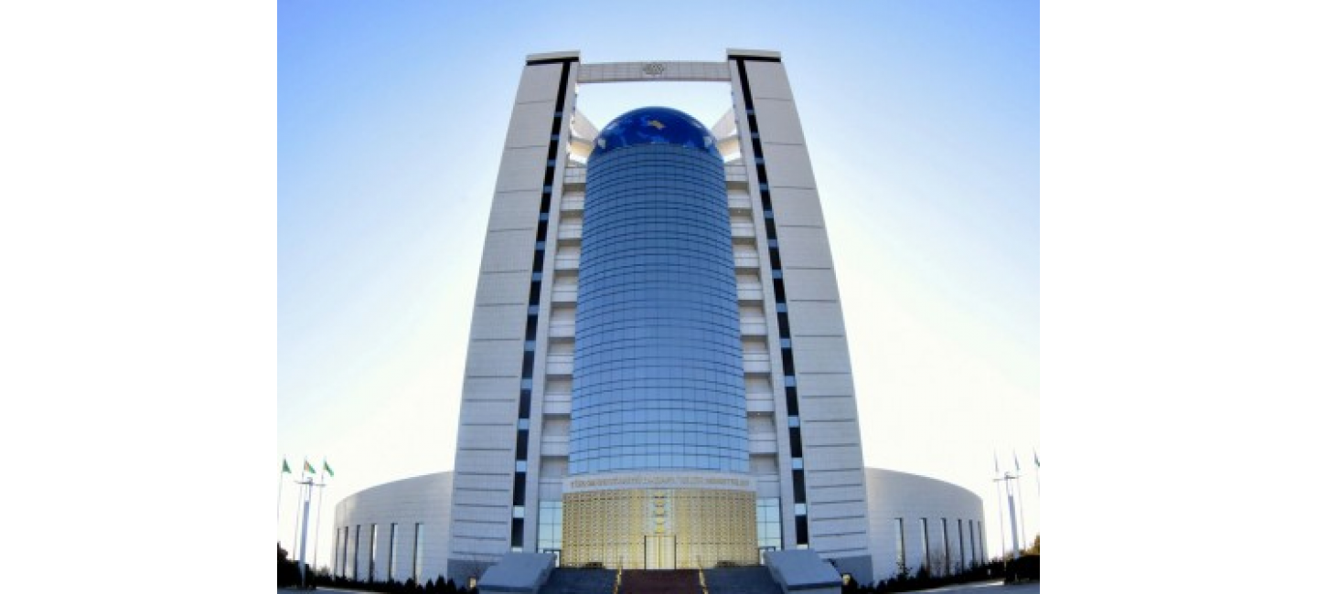 Telephone negotiations held between Ministers of Foreign Affairs of Turkmenistan and Ukraine